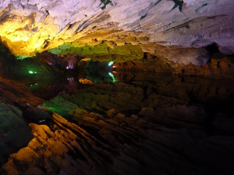 Water Cave - Yangshuo