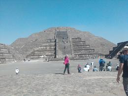 Moon pyramid , unni - February 2017