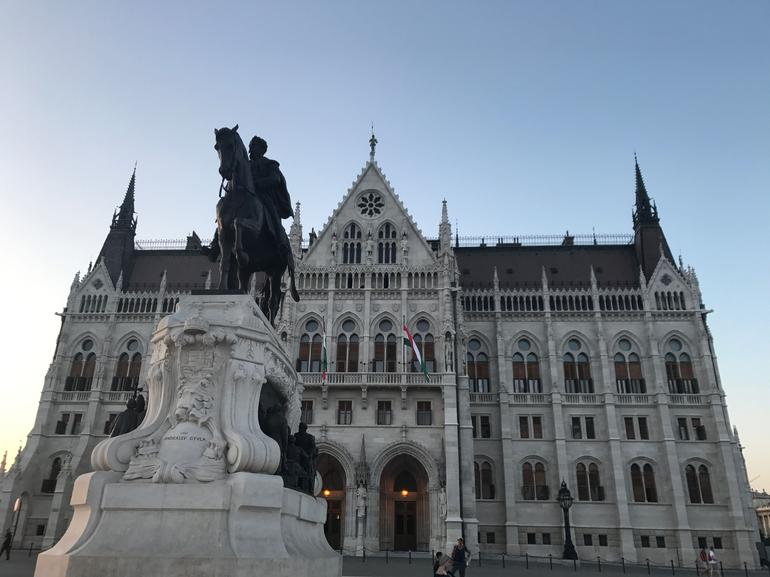 Budapest Evening Walking Tour with optional Danube River Cruise photo 22