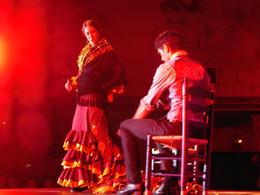 Flamenco dance, Seville , Laura M - October 2017
