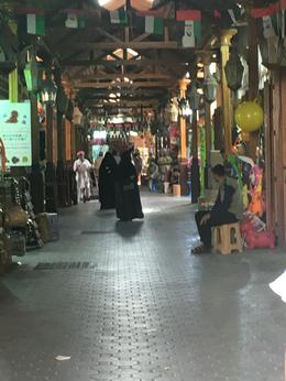 market at the city tour , corinnebaines - November 2017