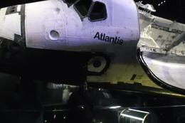 El pabellón del Atlantis, magníficamente presentado , Daniel V - November 2017