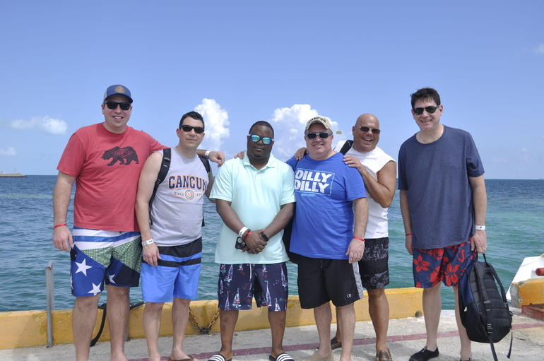 Half-Day Sailing Trip to Isla Mujeres from Cancun photo 22