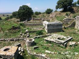 Troy's ruins, Dario M - July 2014