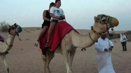 4x4 Dubai Desert Safari - December 2011