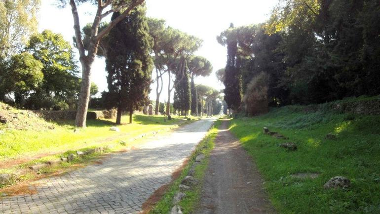 along the way - Rome