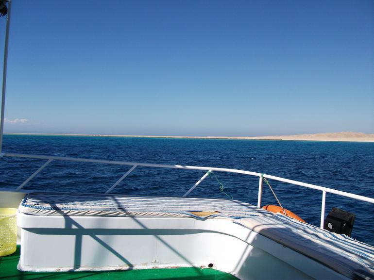 Boat trip - Hurghada