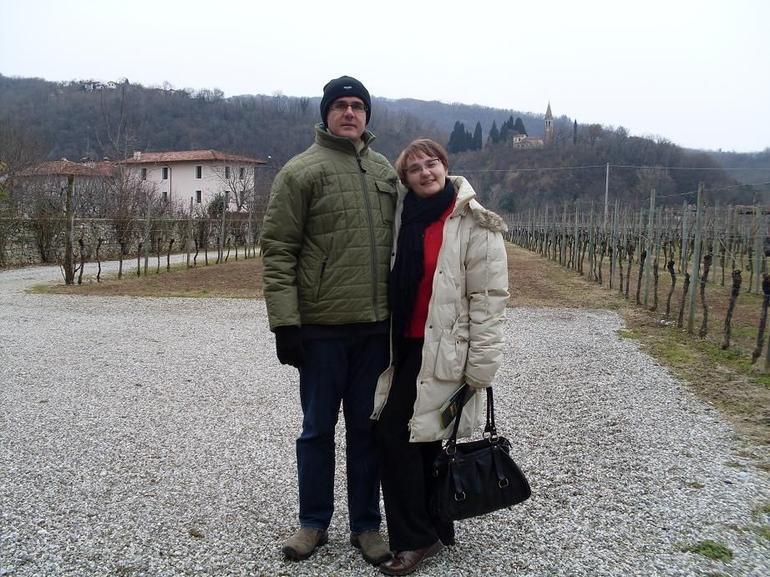 Casella-vineyard- at Albana di Prepotto - Venice