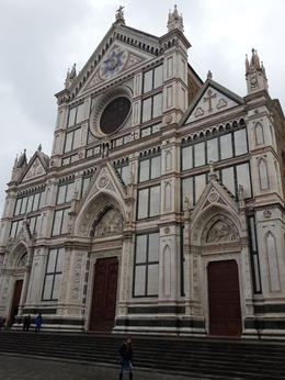 One of the iconic sights in Florence, Italy , Martine J - February 2014