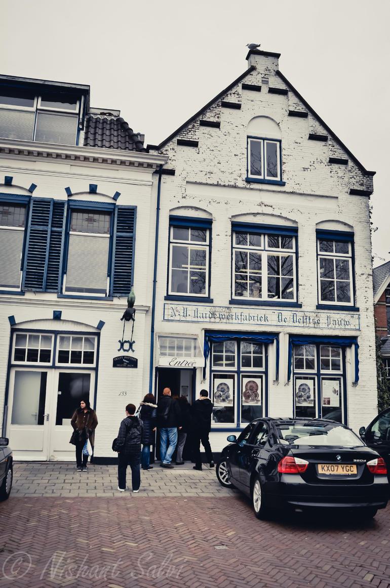 Delft factory - Amsterdam