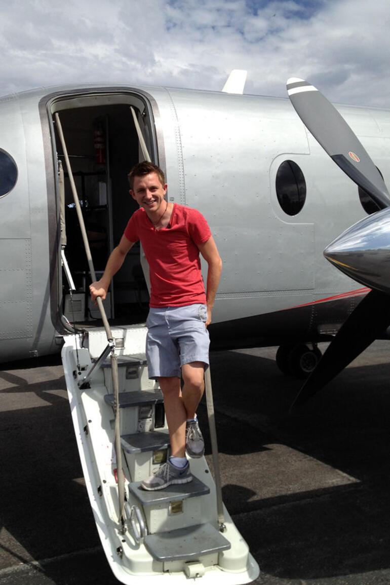 Deluxe Grand Canyon South Rim Airplane Tour - Las Vegas