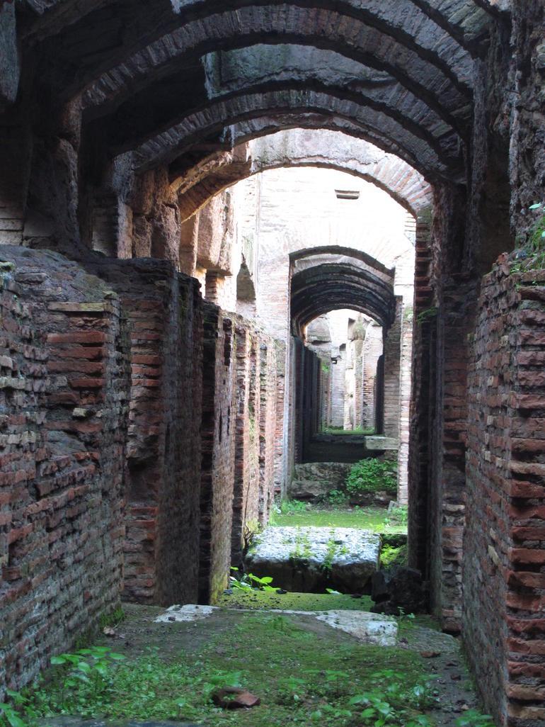 down below - Rome