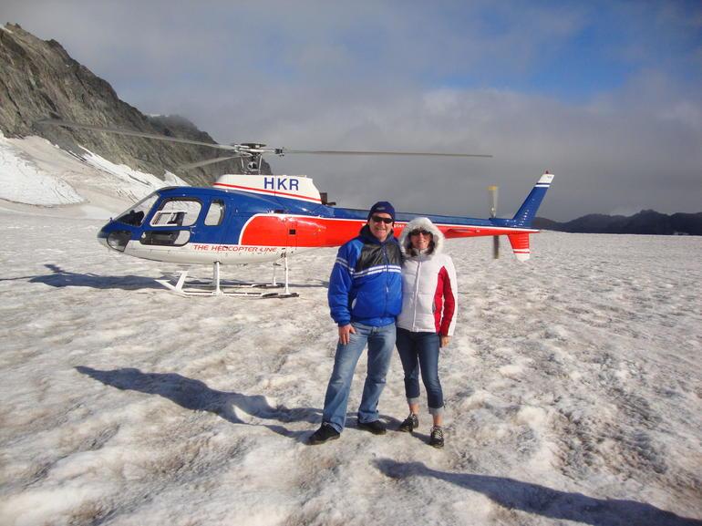 DSC02564 - Franz Josef & Fox Glacier
