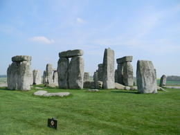 Stonehenge , Della T - July 2011