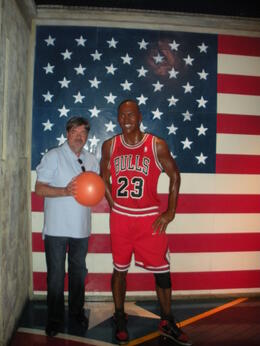 Michael Jordan, Edward S - May 2012