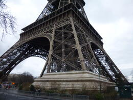 Paris' iconic landmark. , Alistair M - January 2014