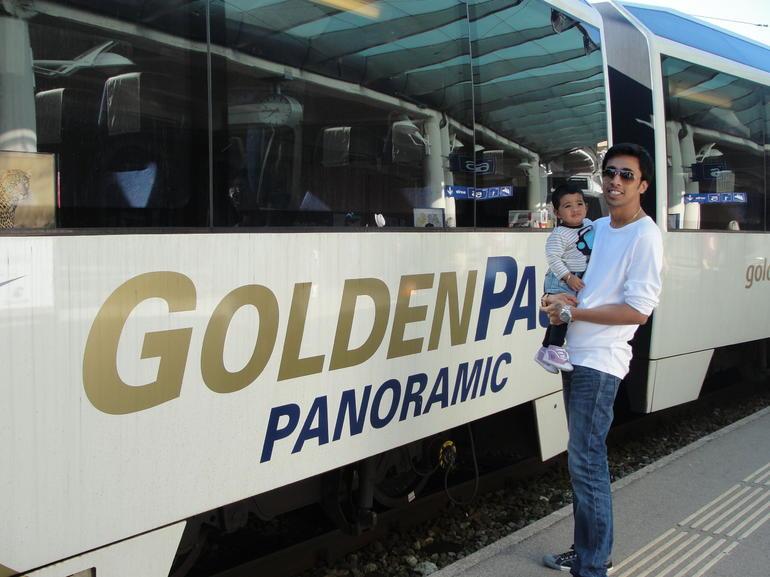 Golden Panaromic express trip - Geneva
