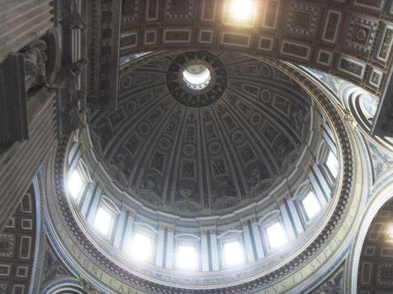 La basilique - Rome