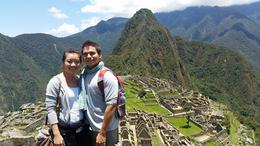 Our awesome experience at Machu Picchu , Itzak L - November 2014