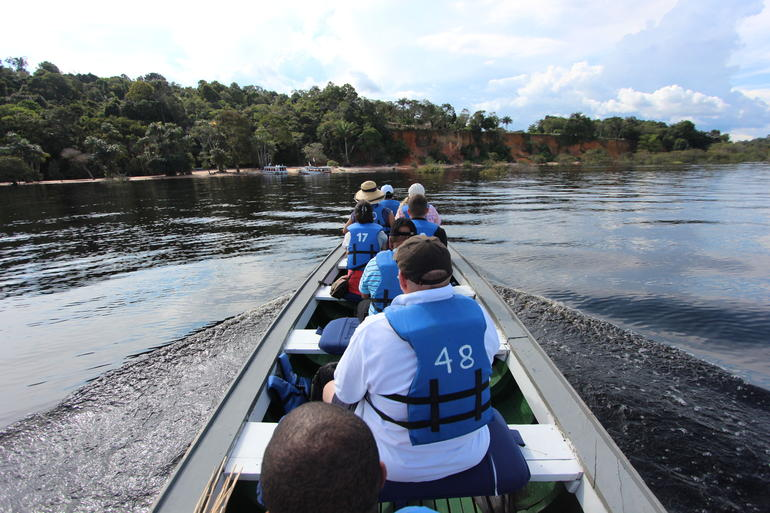 Motorboat - Manaus