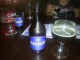 Chimay blue , Aviad M - August 2013