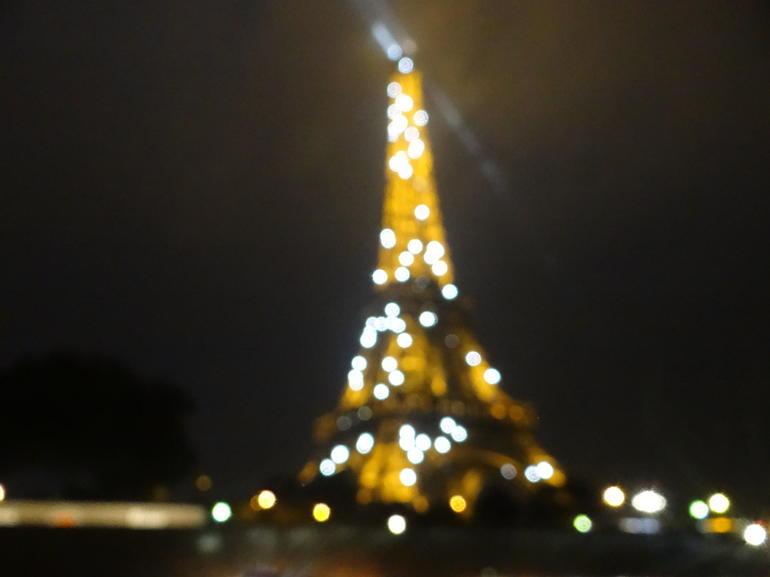 Passeio pelo sena - Paris