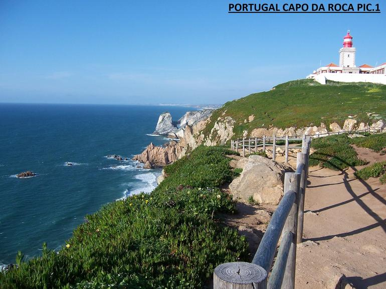 PORTUGAL CAPO DE ROCA PIC. 1 - Lisbon