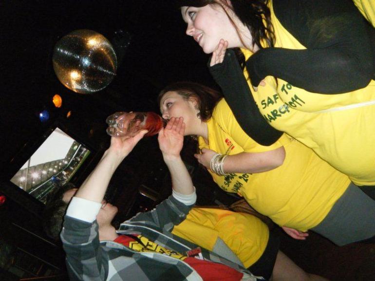 pub crawl 2 - Amsterdam