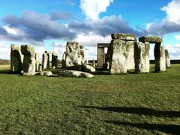 My best shot of Stonehenge....... A magical place , Tracy H - April 2016