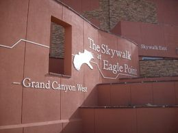 The Skywalk Sign, Gerard M - March 2016
