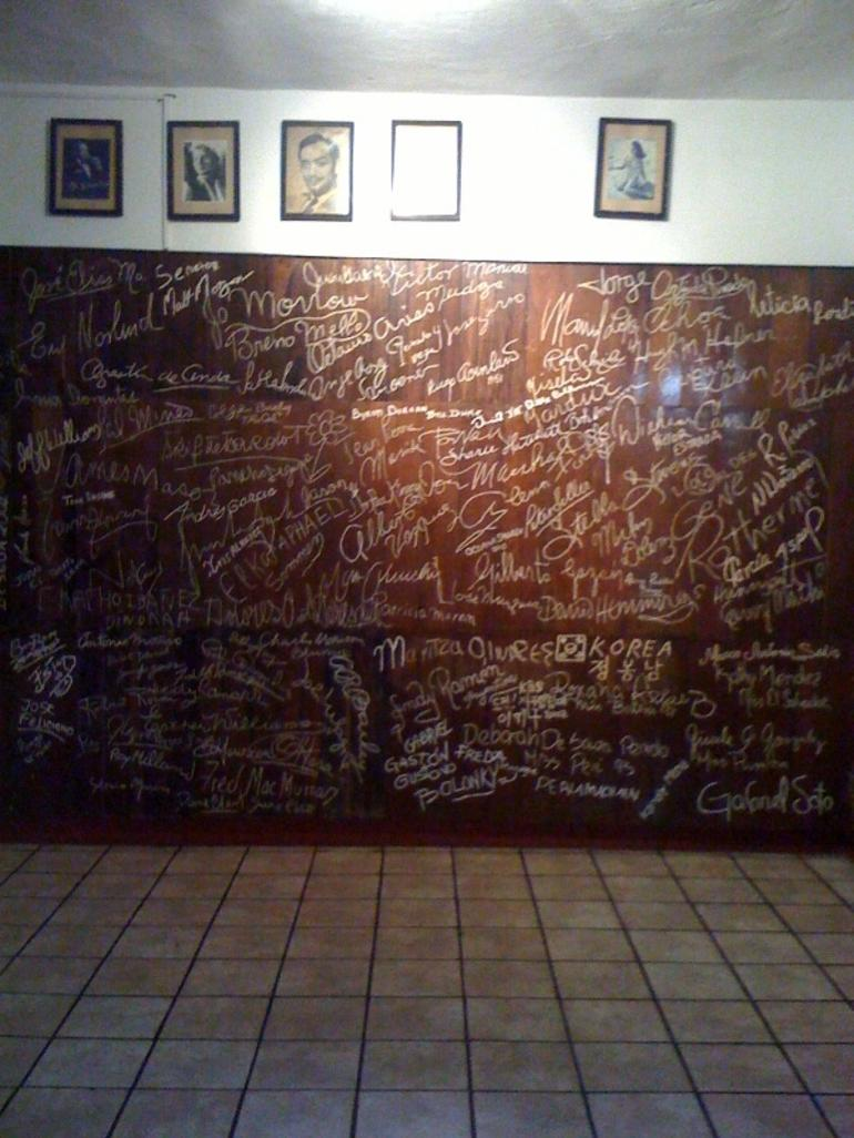 Wall of Fame - Acapulco