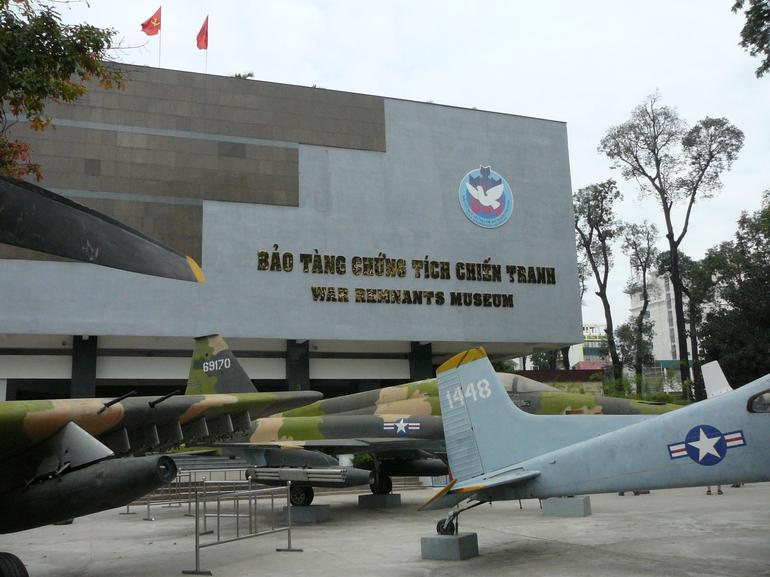 War museum - Ho Chi Minh City