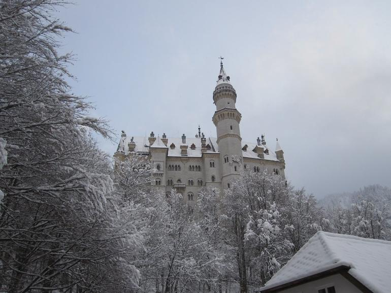 Winter in Germany - Munich