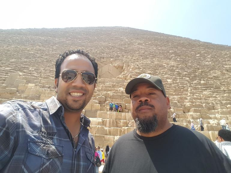 Half-Day Private tour to Pyramids of Giza and Sphinx photo 15