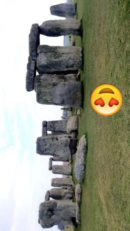 stonehenge , Elise R - July 2017