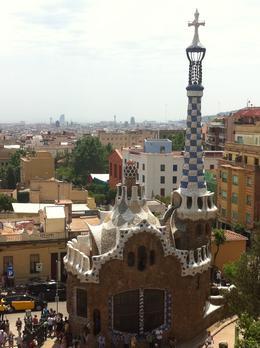 Barcelona Hop-on Hop Off Tour, Blanca - July 2012