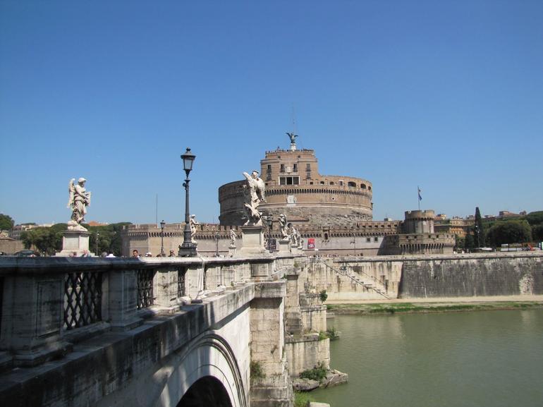 Castello del Angelo - Rome