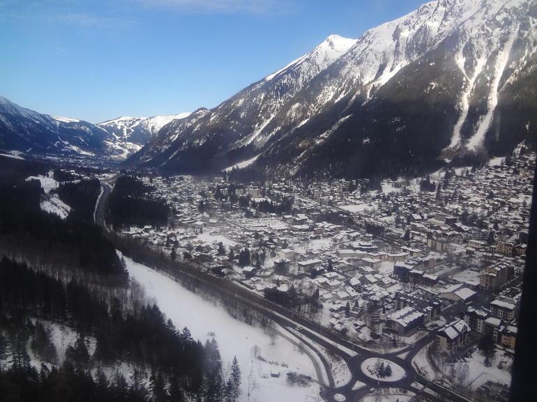 Chamonix - Geneva