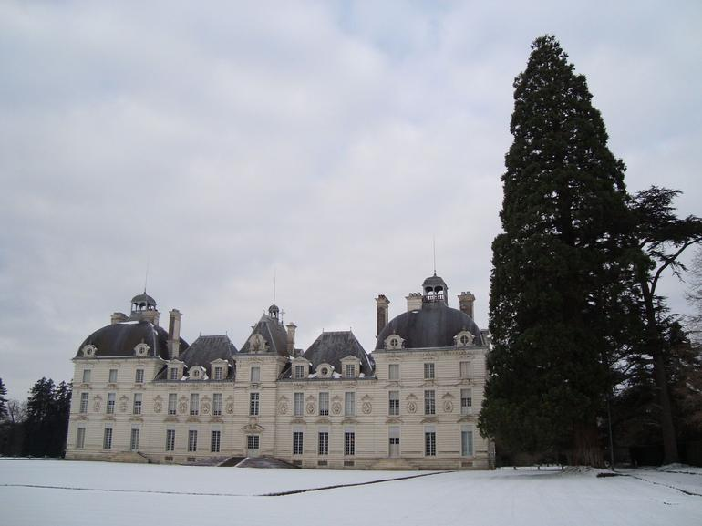 Cheverny Castle - Paris