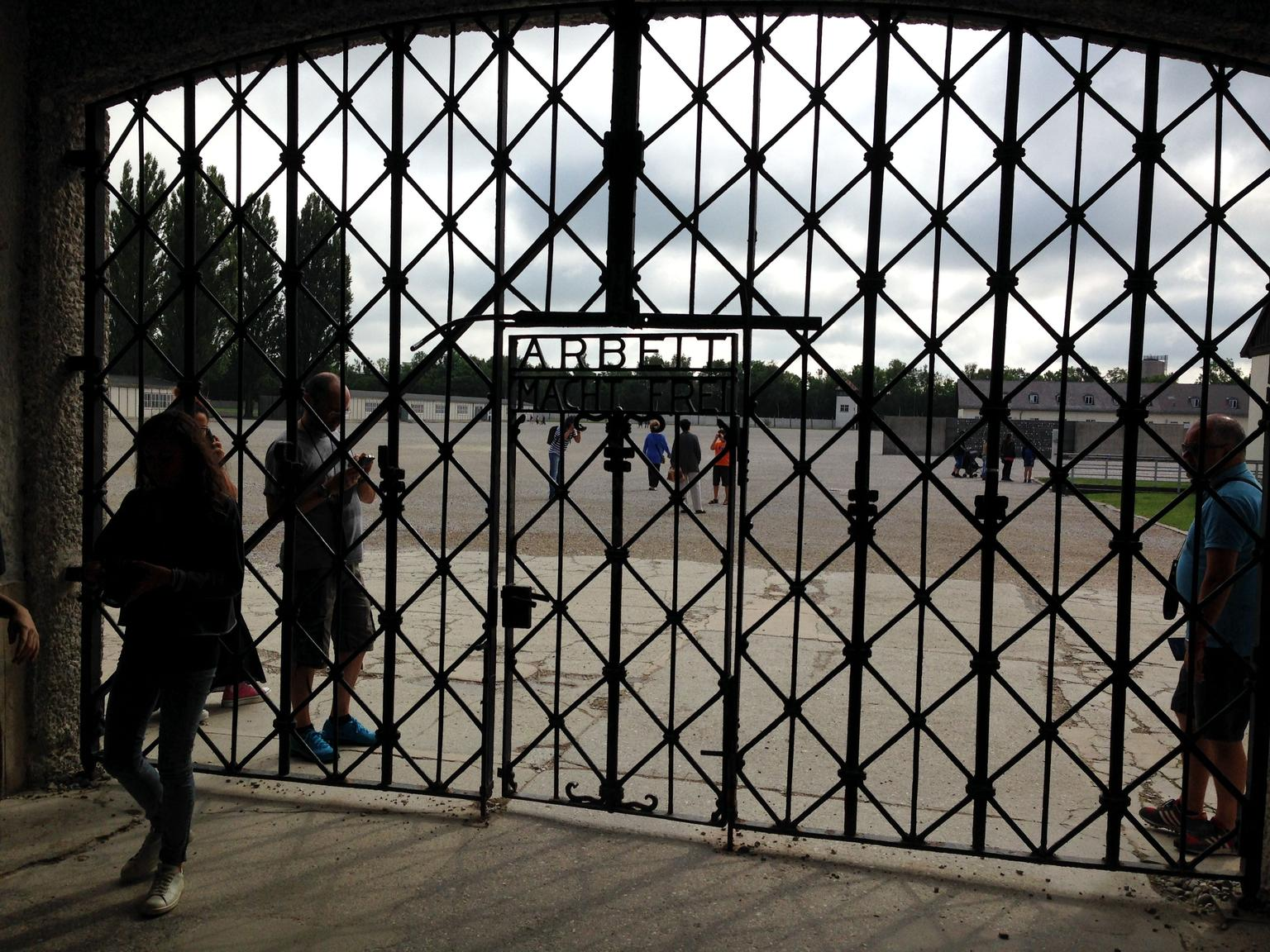 MAIS FOTOS, Excursão privada: Memorial do Campo de Concentração de Dachau saindo de Munique
