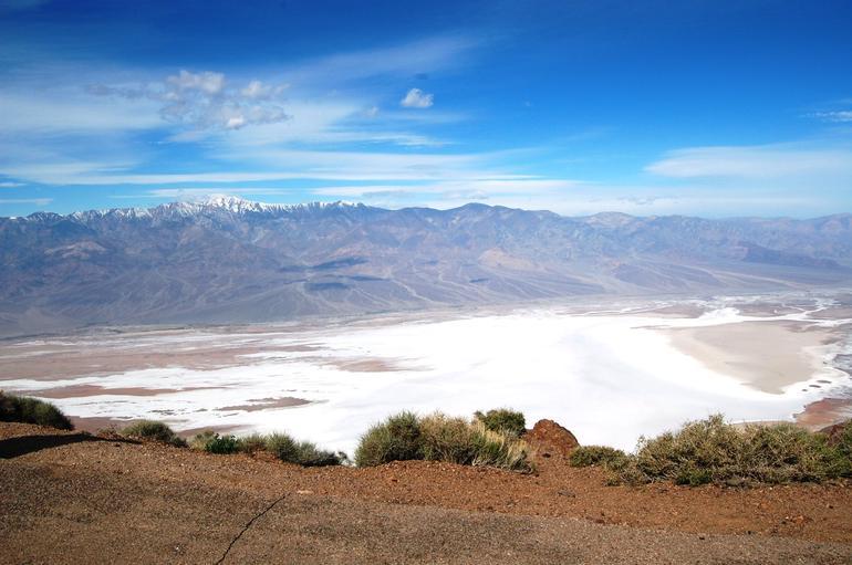 Dante's View - Las Vegas