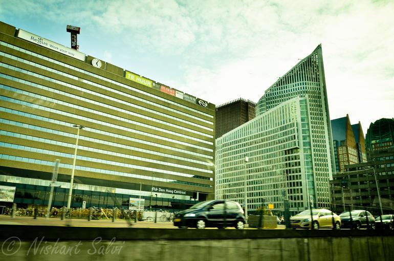 Den Hague - Amsterdam