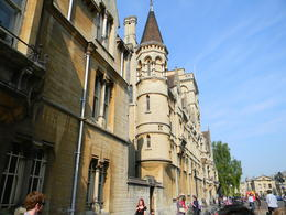 Oxford , Della T - July 2011