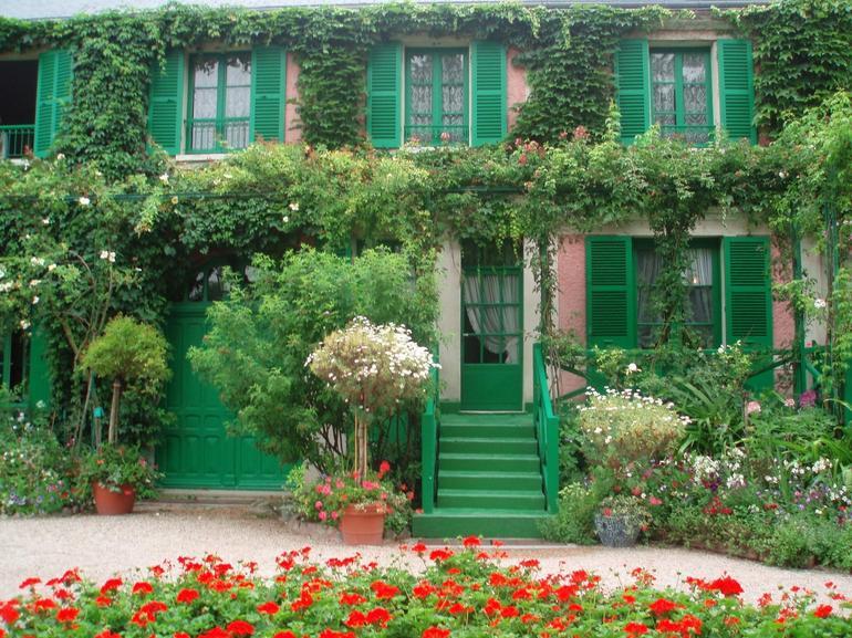 Giverny - Paris