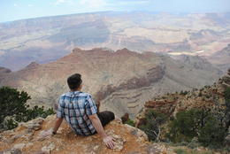 grand canyon stop , Bryan V - July 2013