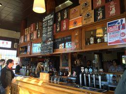 The main bar area at Holgate Brewhouse , noel.patterson - May 2015