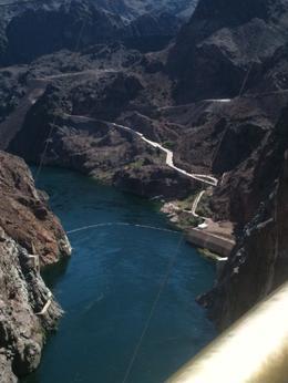 Hoover Dam , MELISSA S - August 2011