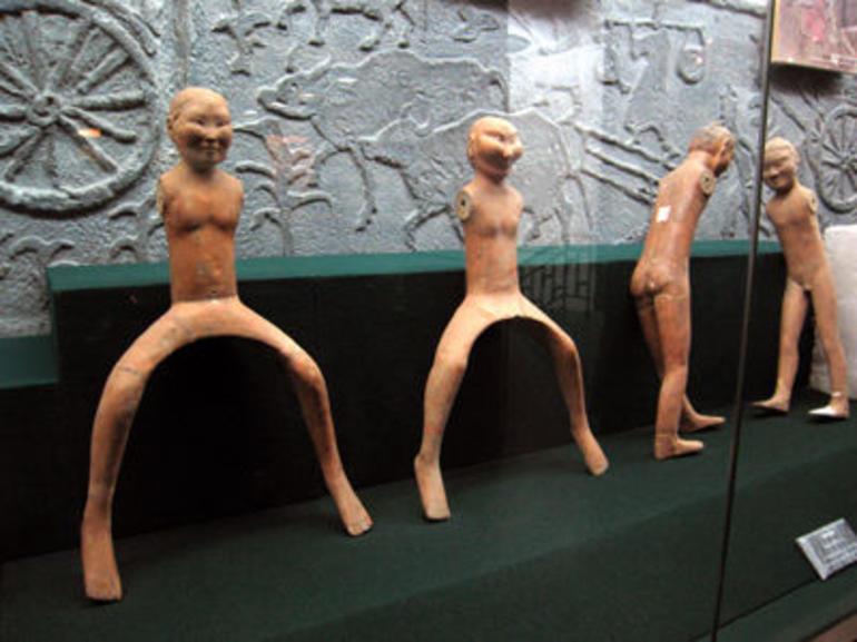 Human figures - Xian