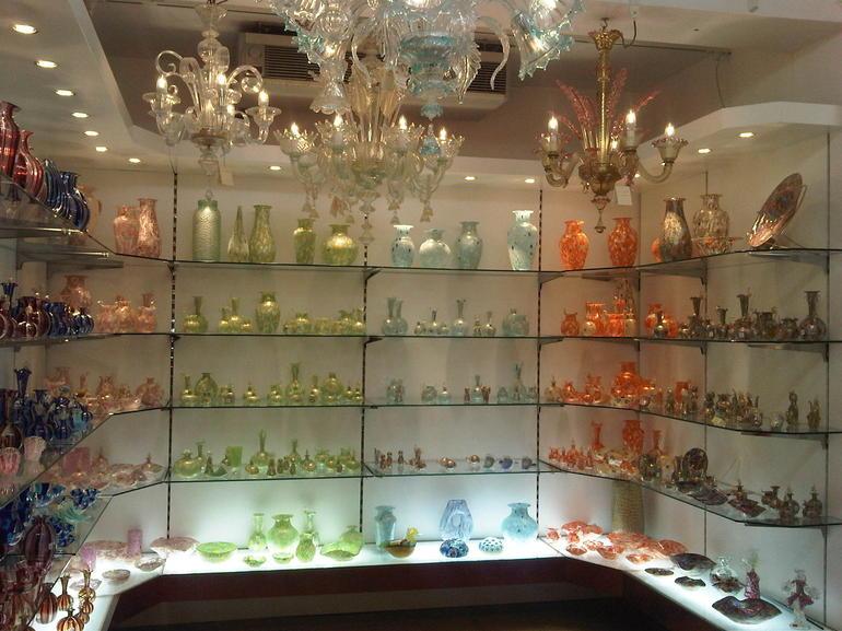 Glass Work - Venice