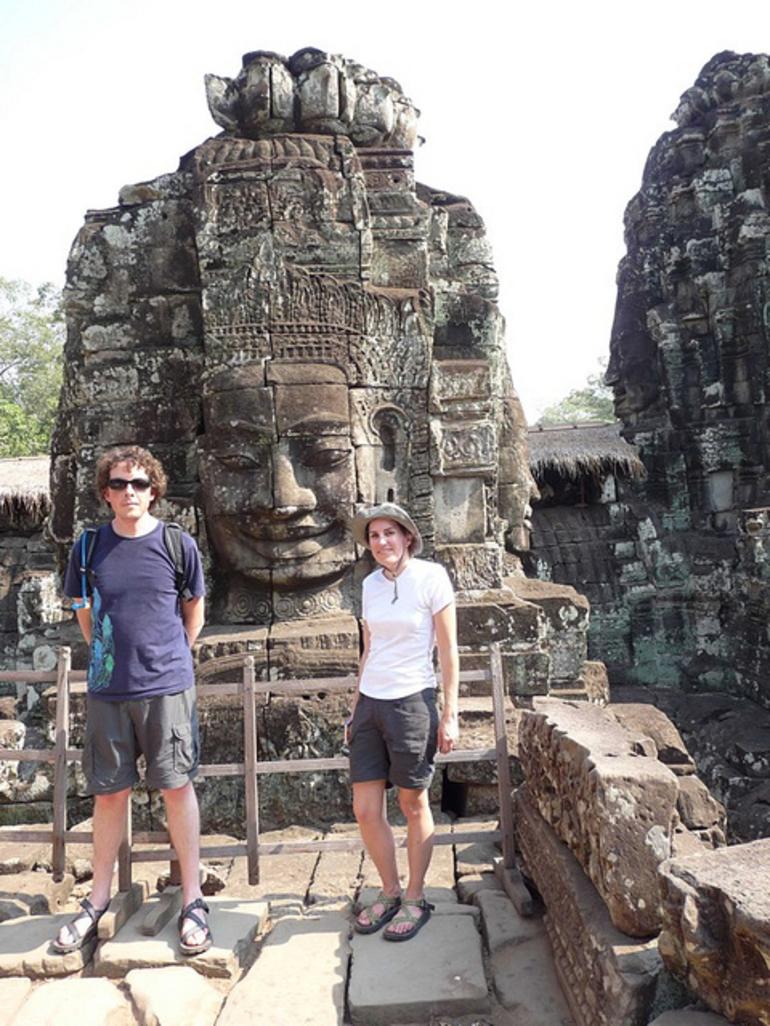 Kellythepea Angkor Thom - Angkor Wat